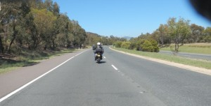 Patrick & the Monaro Highway